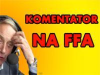Komentator na FFA - MC Grzesio
