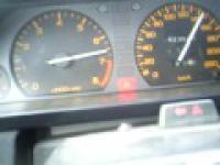 Przyspieszenie starej Hondy CRX