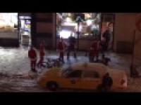 Pijani Santa Clauses