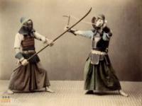Realne fotografie samurajów