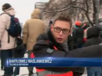 Bartłomiej Maślankiewicz - Odważna relacja z Kijowa
