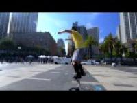 Bike Parkour - Streets of San Francisco