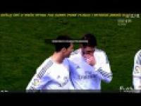 Cristiano Ronaldo uderzony zapalniczką podczas derbów Madrytu!