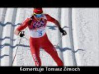 Justyna Kowalczyk Mistrzynią Olimpijską - Komentuje Tomasz Zimoch