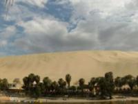 Piękna oaza w Peru