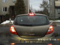 Zwyrodnialec za kierownicą
