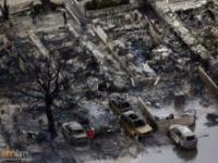 Zniszczenia po huraganie Sandy