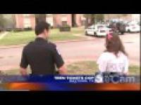 Nastolatka wystawiła mandat policjantowi