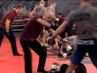Pierwsze legalne walki kibiców na ringu