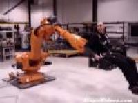 Jazda na Ramię robota