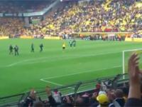 Piękne pożegnanie kibiców Borussii Dortmund z Lewandowskim!