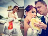 Ślub w McDonaldzie
