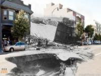 San Francisco po trzęsieniu ziemii w 1906