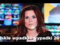 Polskie telewizyjne wpadki i wypadki 2014