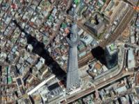 Najlepsze zdjęcia satelitarne roku 2012