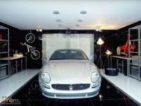 Niezwykły projekt garażu