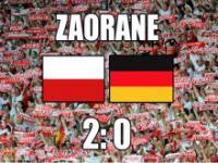 Polska wygrywa z Niemcami!