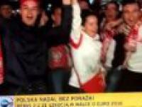 Polska - Szkocja 2-2, a tymczasem w TVN24