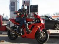 Gorąca motocyklistka