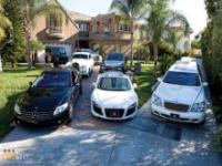Samochody raperów