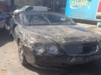 Lepiej nie zostawiać swojego Bentleya