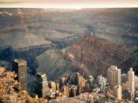 Manhattan w Wielkim Kanionie