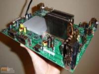 Xbox 360 przerobiony na laptopa