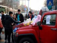 Uliczni handlarze w Chinach