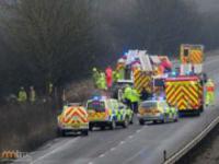 Nieciekawy wypadek w Wielkiej Brytanii