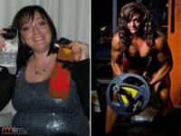 Mamuśka z nadwagą odkryła nowe hobby