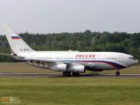 Nowy samolot Putina