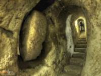 Podziemne miasto znalezione pod domem