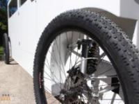 Rower i samochód w jednym
