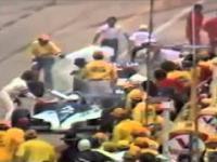 1981 Indy 500 - Pożar, którego nie widać