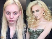 Makijaż jest jak Photoshop na żywo cz.3