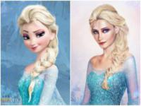 Fiński artysta ożywia księżniczki Disneya