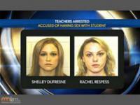 Skazane nauczycielki ze szkoły średniej