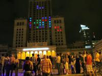 The Best TetrisŽ ever! 60 Jubilee of Place of Culture and Science in Warsaw