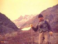 Mężczyzna żyjący sam na Alasce