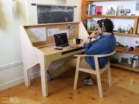 Wielofunkcyjne biurko