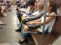 Metro w Moskwie to całkiem inny świat