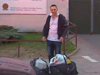 Maciej Dobrowolski opuścił areszt
