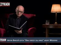 Artur Barciś czyta
