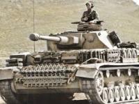 Pokaz siły niemieckiej broni pancernej