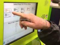 Maszyna samoobsługowa do dorabiania kluczy