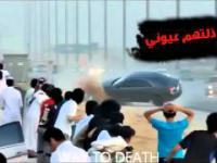 Najgorszy drifting w Arabii Saudyjskiej