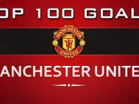 Top 100 Bramek Strzelonych Przez Manchester United