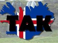 Islandzkie TAK na wdechu