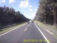 BMW Drift 190 km/h