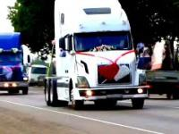 Ślub młody kierowca ciężarówek (Truck Driver Wedding)